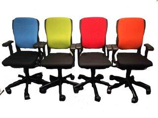 Herstofferen van Bureaustoelen