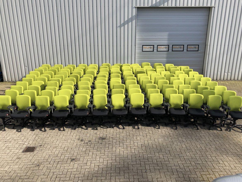 130 stoelen voor een telemarketing bureau in Nijmegen