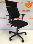 Ahrend 240 Centennial bureaustoel met hoofdsteun - nieuwe stoffering