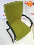 Ahrend 230 refurbished  - Kleur frame naar keuze - Nieuwe stoffering in Limegreen