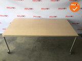 Ahrend Move-it design vergadertafel - 200x100 - Ahorn - Hout