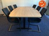 Vergadertafel 240x120 - Oak Medium