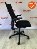 Ahrend 2020 - refurbished met hoge rug -  Nieuwe stof op zitting en rugleuning