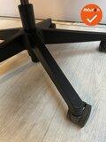 Gispen Omnis ergonomische bureaustoel met zwarte stoffering