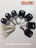 Ahrend sleutels kwijt of bijbestellen?