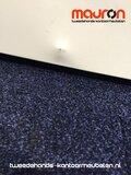Ahrend roldeurkast 144cm - wit met wit topblad