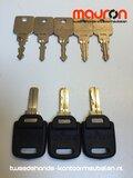 Ahrend IG sleutels