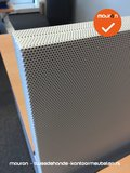 Ahrend Four_Two - 160x80cm - licht ahorn met akoestisch paneel