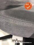 Ahrend 190 - grijs suede stoffering - NIEUWSTAAT