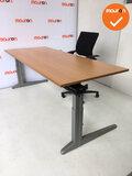 Ahrend bureau - 200x80cm - beuken hout - Kleur poot naar keuze
