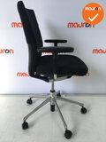 Vitra vergaderstoel of bureaustoel - zwart