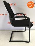 Ahrend 230 - Zwart frame - Nieuwe stoffering in kleur naar keuze_