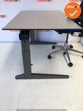Ahrend bureau - 120x80cm - Ahorn - volkern - Essa