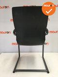 Ahrend 230 - Antraciet frame - Nieuwe stoffering in kleur naar keuze