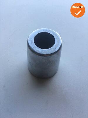 Beschermkap Gasveer  - Ahrend 2020 - Gepolijst aluminium
