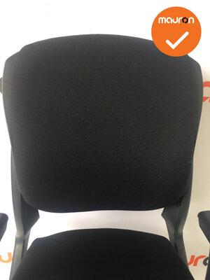 Ahrend 230 - medium rug - bestaande zwarte stoffering
