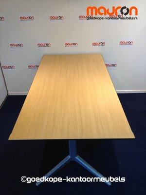 Ahrend 20 (Mehes) vergadertafel - 180x90cm - grijs eiken