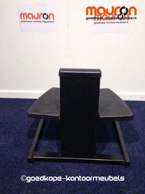 Voetensteun - Footform Dual - Zwart
