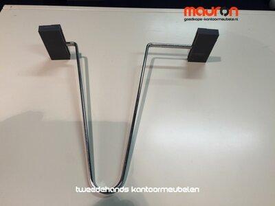 Boekenlegger - Ahrend kasten - klemsysteem - voor legborden tot 35cm