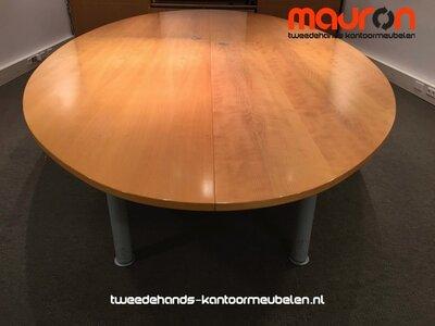 Ruime vergadertafel - 460 x 220cm - beuken