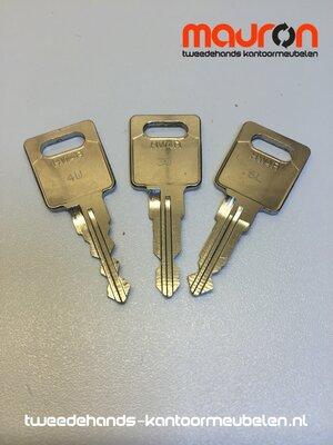 Sleutel - OCS / Steelcase sleutel