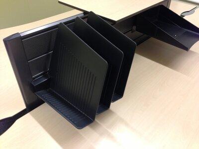 Postbak - diagonaal (3 stuks)