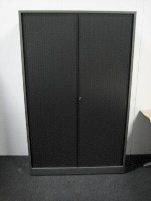 Roldeurkast - Ahrend - 195x120x45cm - Antracietgrijs