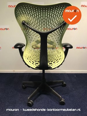 Herman Miller - Mirra - Limegreen