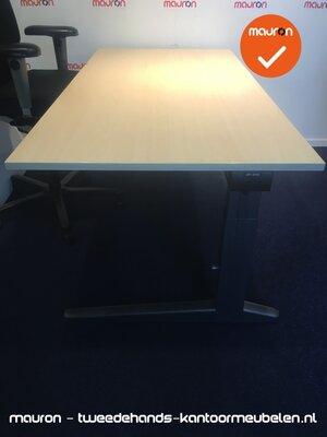 Ahrend bureau - 180x90cm - Ahorn - hout