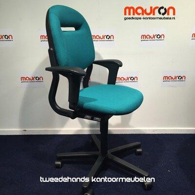 Herstofferen - Ahrend 220 - bureaustoel - 14 kleuren