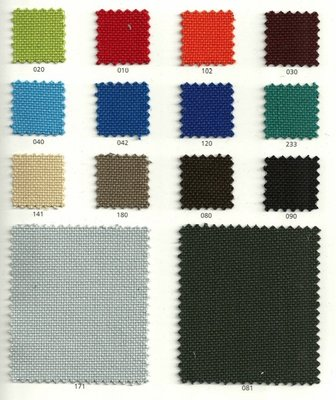 Herstofferen - Ahrend 230 - rugleuning - 14 kleuren