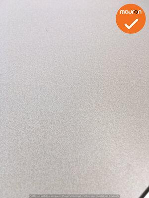 Ahrend bureau - 120x80cm - Grijs - volkern - Essa - Kleur poot naar keuze