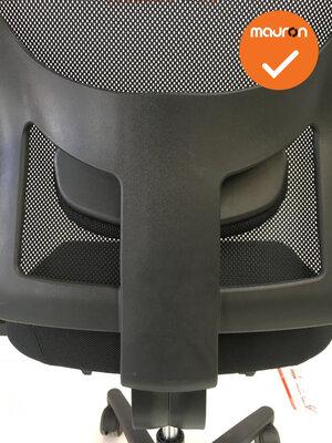 Ahrend 160 - Nieuwe stoffering met kleur naar keuze - netweave rug