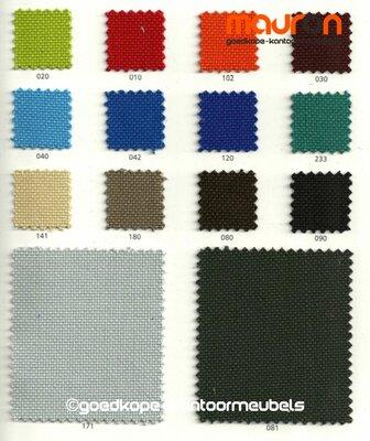 Herstofferen - Ahrend 4230 - vergaderstoel - 14 kleuren