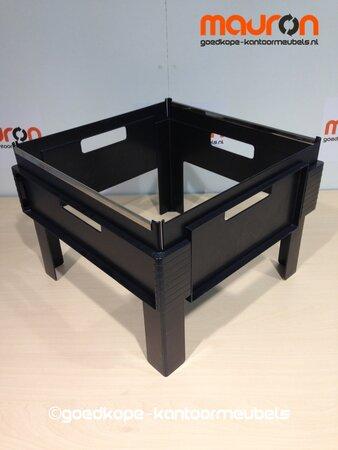 Ahrend - Hangmapbak A4 voor Ahrend ladenblok - zwart