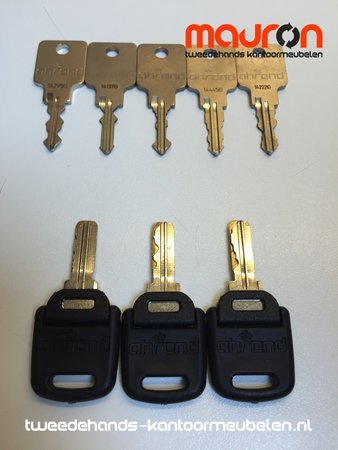 Sleutel - Ahrend IG-serie
