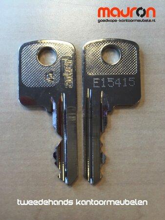 Sleutel - Ahrend V-serie