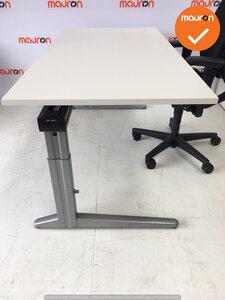 Ahrend bureau - 160x80cm - Wit - hout