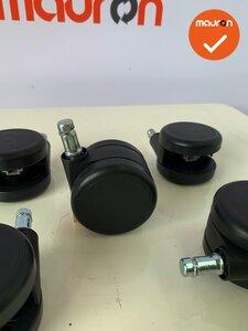 Bureaustoel wiel - Herman Miller Mirra - zacht - nieuw