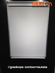 whiteboard / flipchart 77 x 108cm wit
