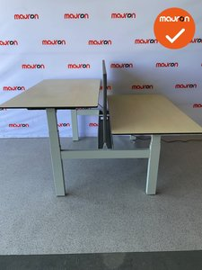 Ahrend Balance duo zit-sta bureau - 140x80cm