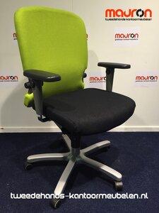 Herstofferen Haworth Comforto stoel