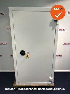 De Raat  sleutelkluis - 350 sleutels - lichtgrijs