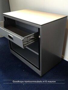 Ahrend roldeurkast 74x80x45 - Goedkope kantoormeubels