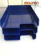 Leitz postbak - blauw - 2,50